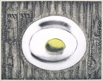 Richard Artswager, 'Rights of Man from the portfolio Memoire de la Liberté', 1990