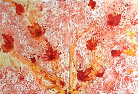 InJung Oh, 'Desire: Leaves of Life', 2015