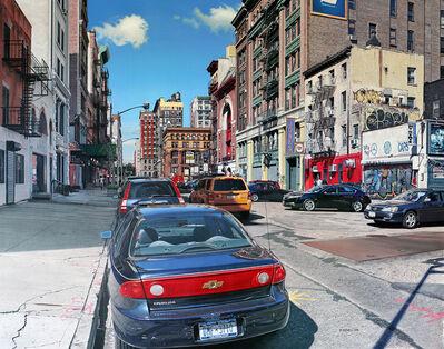 Bertrand Meniel, 'Jones Street', 2016