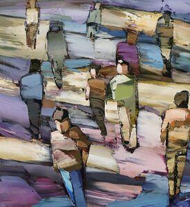 Christopher Langstroth, 'A Walk', 2016