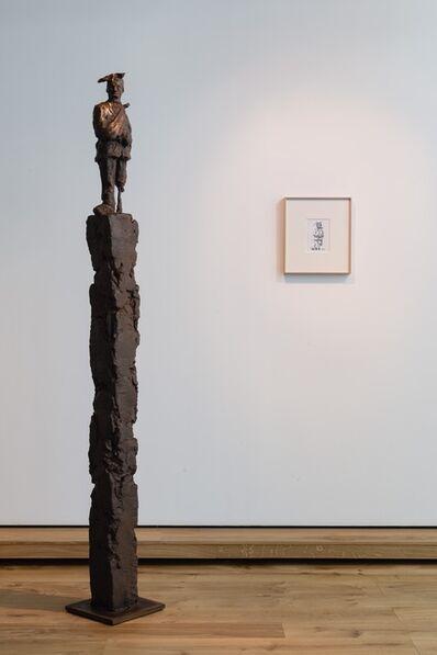 Yang Jiechang 杨诘苍, 'Tieguai Li 1924-2014 No. 1', 2014