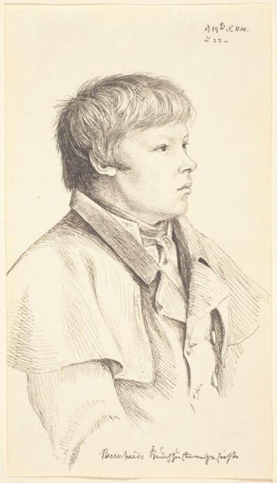 Gerhard Wilhelm von Reutern, 'Bernhard's Whooping Cough Face'