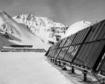 Matthew Webb, 'Green soviet style (Tien-Shan Observatory, Big Almaty Valley, Almaty, Kazakhstan)', 2011