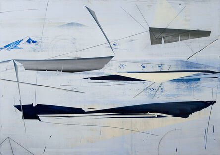 David Collins, 'Skiff', 2009