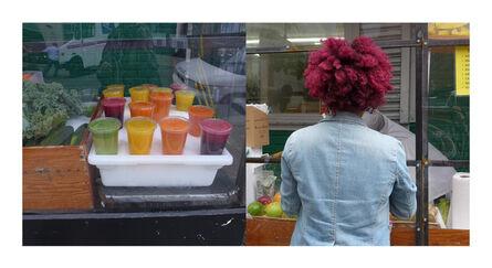 Ellen Wallenstein, 'Juice/Red Hair', 2017
