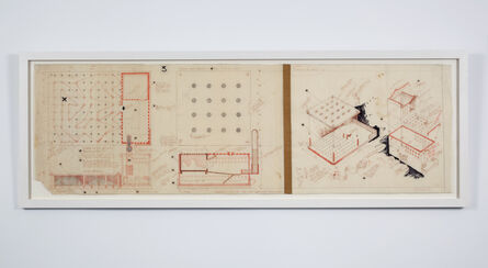 "Luis F. Benedit, 'Proyecto múltiple- Toys Corp: ""Laberinto para Ratas""', 1970"