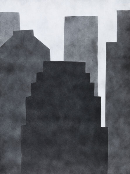 William Carroll, 'NEW YORK 87', 2018