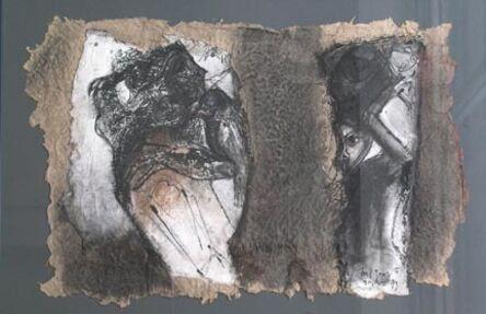 Nelson Domingez, 'Conversation series', 1993