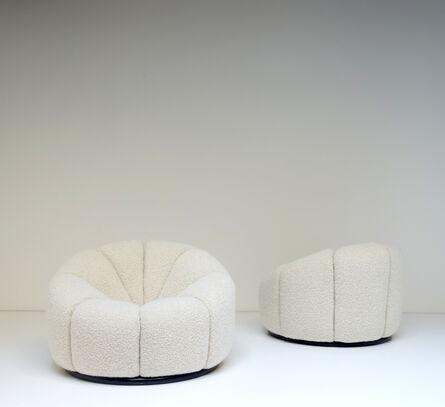Pierre Paulin (1927-2009), 'Elysée armchair', 1972