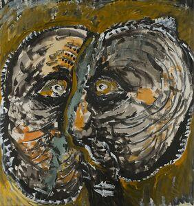 Mario Merz, 'Ezra Pound', 1979