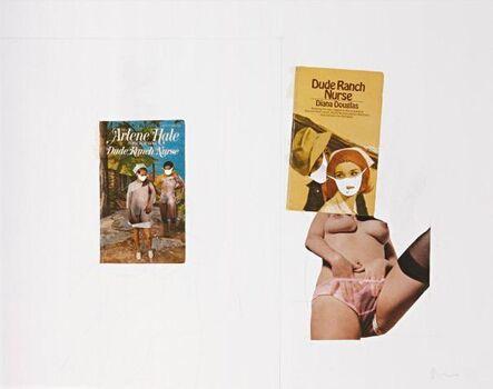 Richard Prince, ' Dude Ranch Nurse', 2008