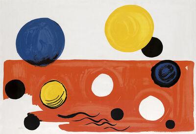 Alexander Calder, 'Landscape', 1975