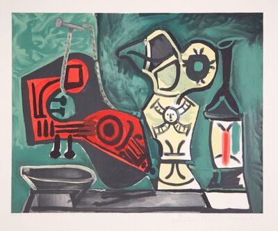 Pablo Picasso, 'Composition a la Mandoline', 1973-originally created in 1959