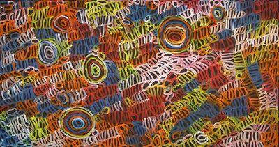 Charmaine Pwerle, 'Body Paint '