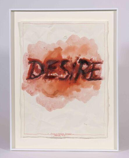 Anne and Patrick Poirier, 'Desire', 2019