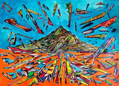 Marko Gavrilovic, 'Under the Surface of a Volcano ', 2018