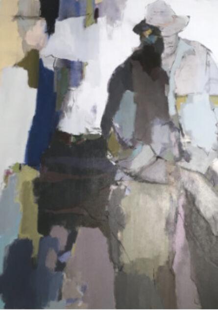 Liz Gribin, 'Abstract Elements', 1985