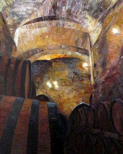 Jann Pollard, 'Vino Nobile di Montepulciano', 2017