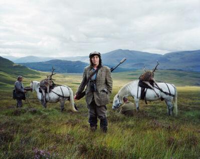 Yves Gellie, 'tableau de chasse'