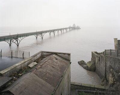 Simon Roberts, 'Clevedon Pier #A, Somerset', 2011