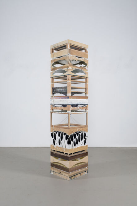 Emil Lukas, 'cluster', 2018