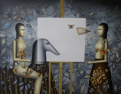 Armen Gevorgian, 'Butterfly Hunters', 2013