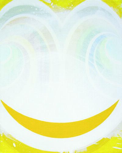 Markus Rissanen, 'Happy Painting (Enigma Smile)', 2016