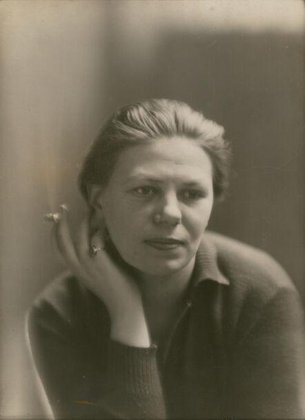 Germaine Krull, 'Self portrait, Paris', 1927