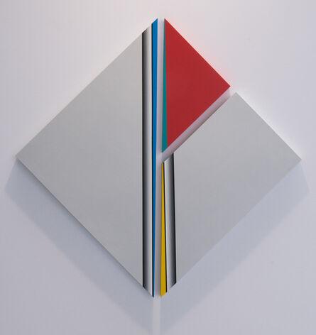Darío Pérez-Flores, 'Dynamique Chromatique 853', 1997