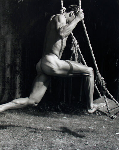 Bruce Weber, 'Rick Arango', 1986