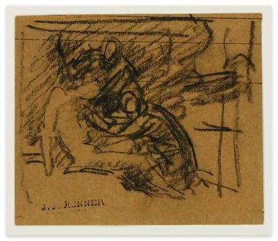 Jean-Jacques Henner, 'The Deposition', Late 19th Century