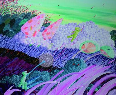 Eguchi Ayane, 'Starting on a Journey', 2014