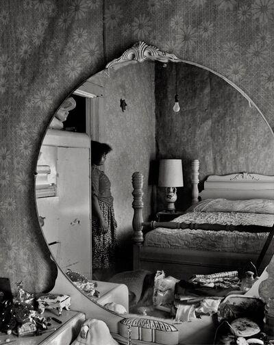 Builder Levy, 'Oglesby Bedroom, Stotesbury, Raliegh County, West Virginia', 1982
