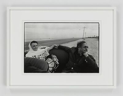 Annie Leibovitz, 'Tennessee Williams and Maria St. Just, Key West, Florida, 1974', 2019