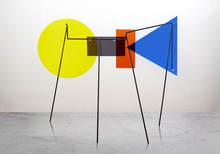 Amalia Pica, 'Monumento a Intersecciones #6', 2013