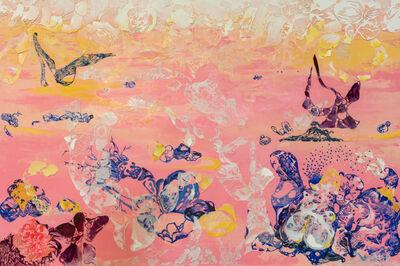 YoAhn Han, 'Pink Planet', 2020