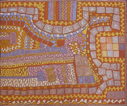 Patrick TJUNGURRAYI, 'Litalyi', 2008