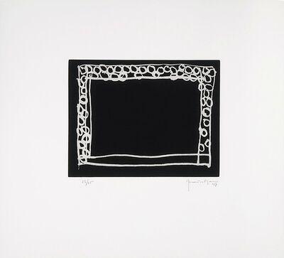 Joan Hernández Pijuan, 'Del jardín IV', 1997
