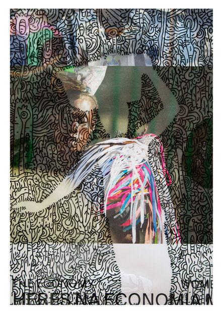 "Uólofe, '""THREE HUNDRED (HAMA JITATU / TREZENTOS)""', 2020"
