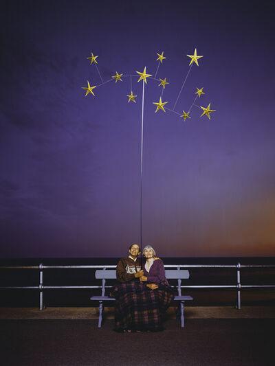 David Stewart, 'Dorothy And Norman Beneath The Stars', 2001