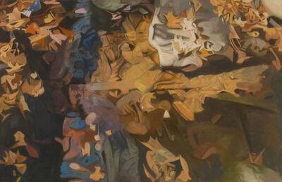 Ralph Wickiser, 'Over Flow', 1987