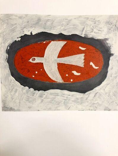 Georges Braque, 'Oiseau', 1967