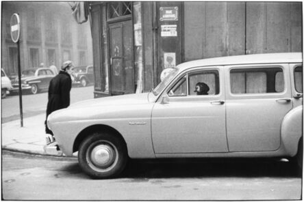 "Elliott Erwitt, 'Untitled, from the series ""Paris""', 1957"