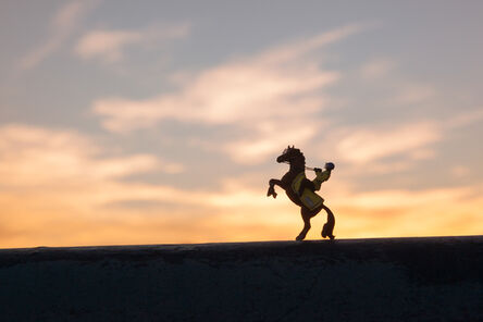 Slinkachu, 'Born Free', 2014