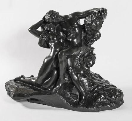 """Auguste Rodin, 'Eternel printemps, Second état, Première réduction, dite aussi """"réduction no.1""""', ca. 1910"""