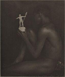 F. Holland Day, 'Ebony and Ivory', 1899