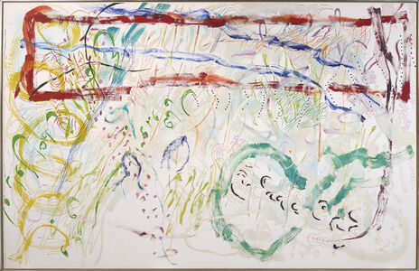 Nancy Graves, 'Hint', 1978