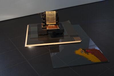 David Jablonowski, 'Multiple (Gestetner) 1.78:1', 2011