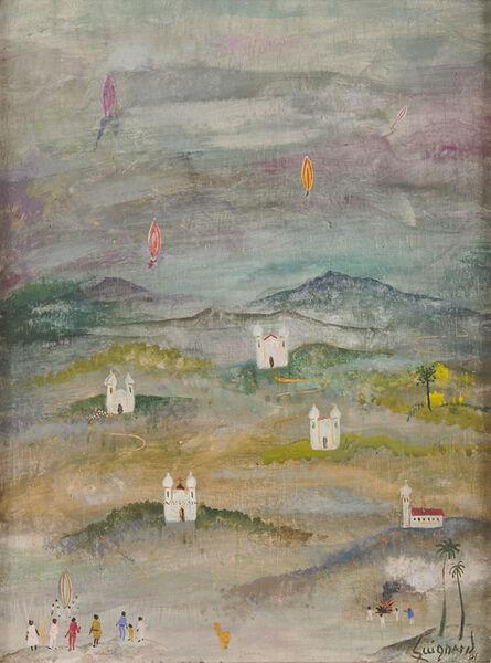 Alberto da Veiga Guignard, 'Saint John's Festival', 1961