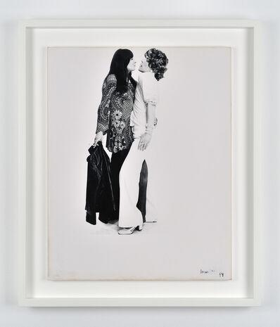 Michel Journiac, 'La Lesbienne', 1974